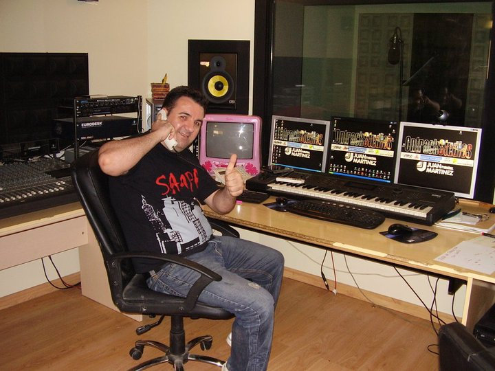 Juan Martinez (producer)