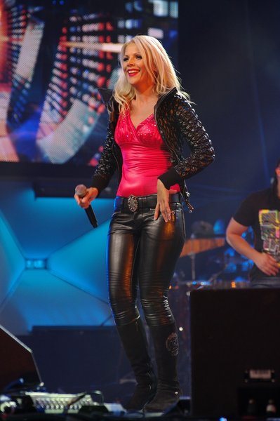 3D-revolution - 2010. C.C.Catch show